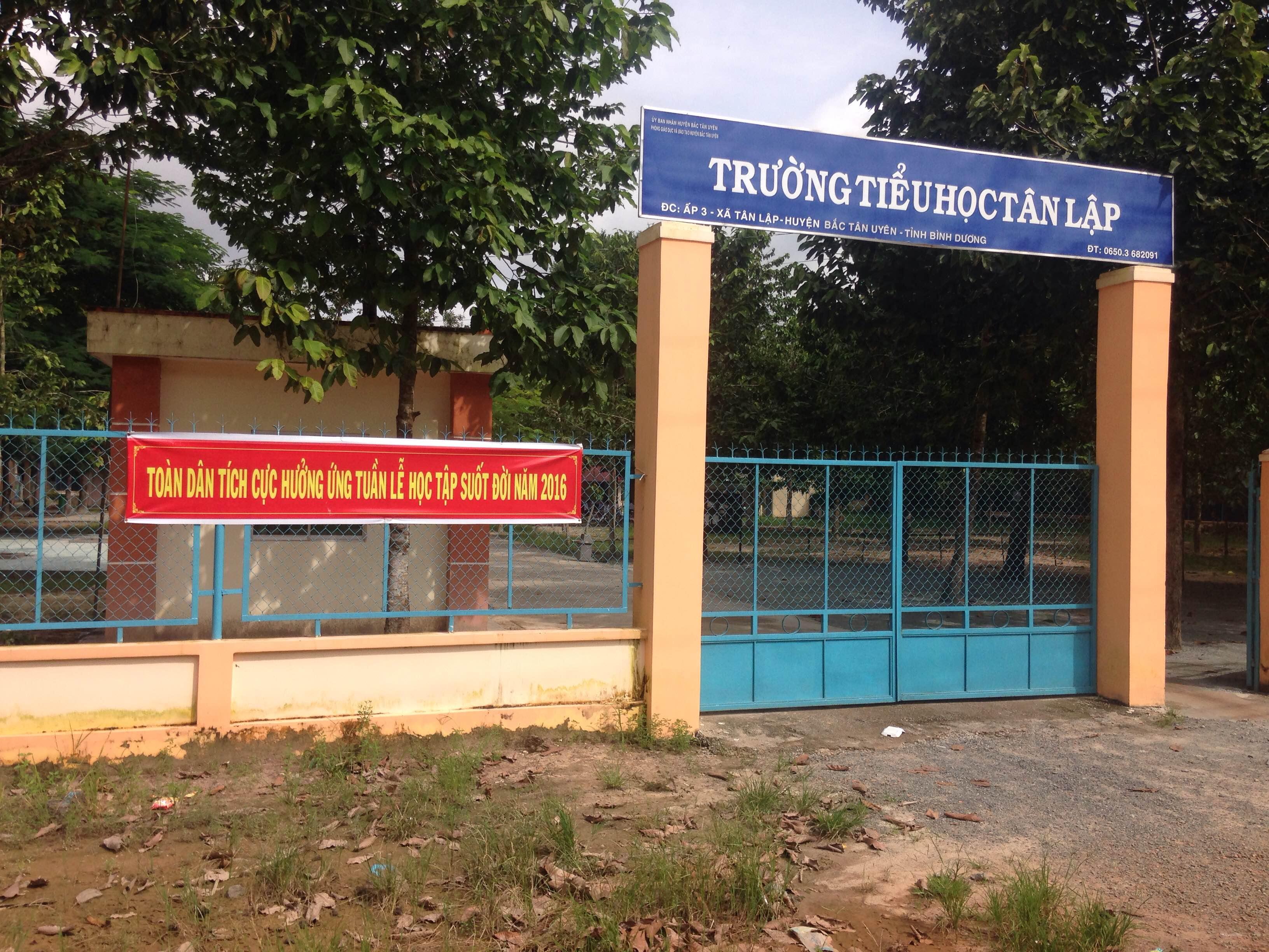 Tổ chức CB-CNV nhà trường