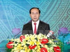 Chủ tịch nước CHXHCN Việt nam